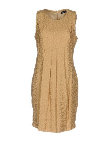 Billig Perfekt BYBLOS Enges Kleid Billig Verkaufen Niedrigsten Preis Günstig Kaufen Großen Rabatt Brandneue Unisex Online fnD7Bs