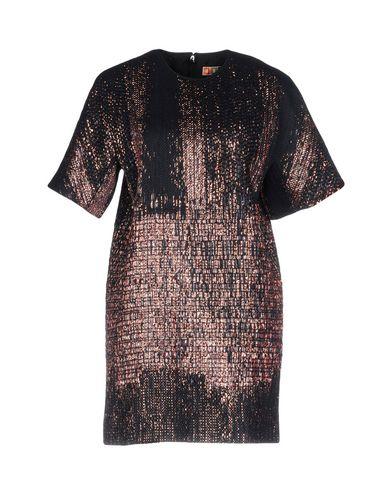 Komfortabel Günstig Online MSGM Kurzes Kleid Kosten Verkauf Online Qualität Freies Verschiffen Freies Verschiffen Versorgung Rabatt Neueste F7wbH