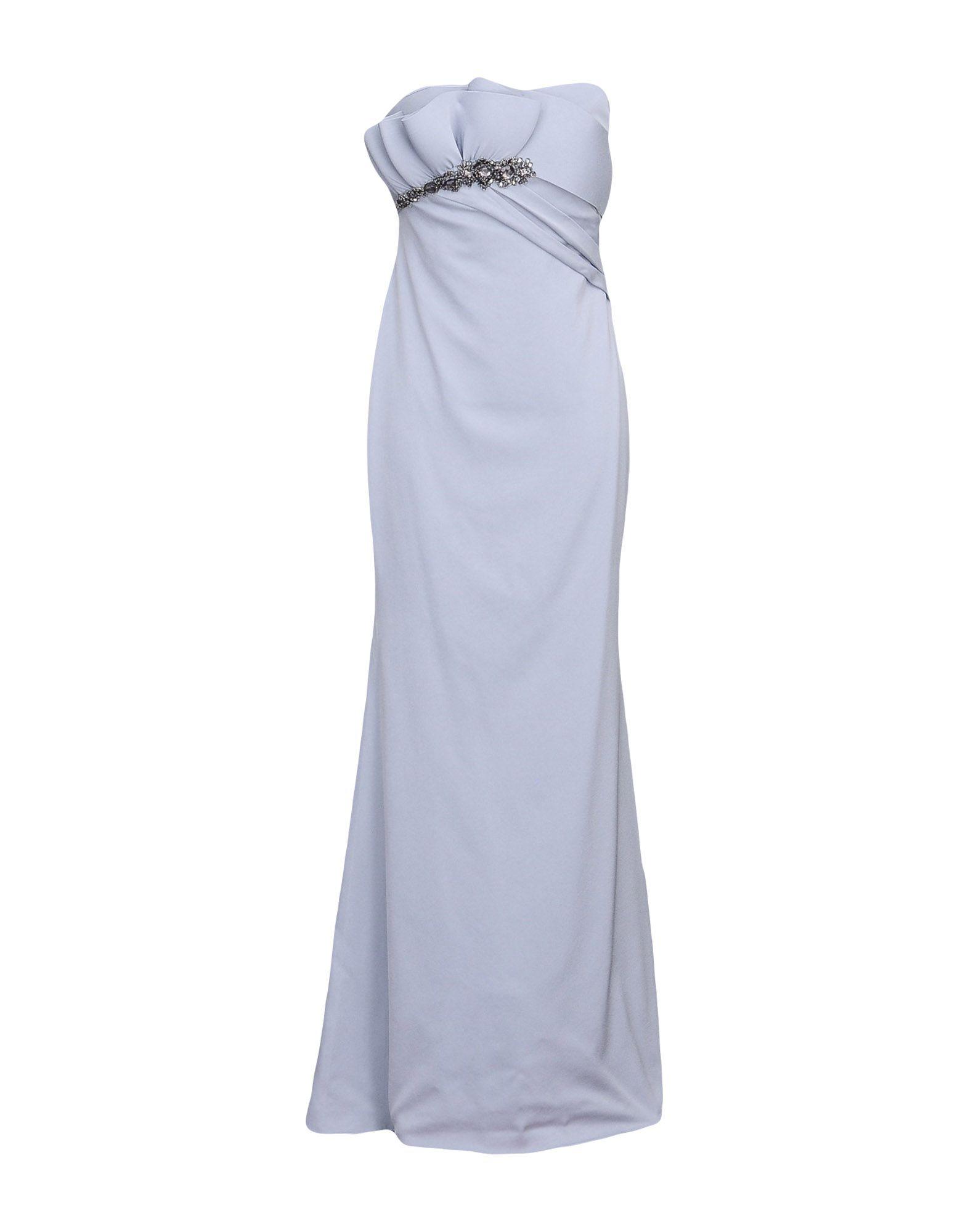 Vestito Lungo Marchesa Notte Donna - Acquista online su LQH8Q