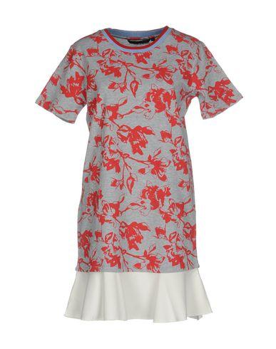 Online Blättern SILVIAN HEACH Kurzes Kleid Bestseller Günstiger Preis Billiger Fabrikverkauf Websites Online-Verkauf CICZIUIn2