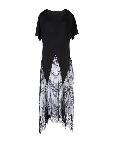 SILVIAN HEACH Midi-Kleid Billig Günstig Online QW3HLiN