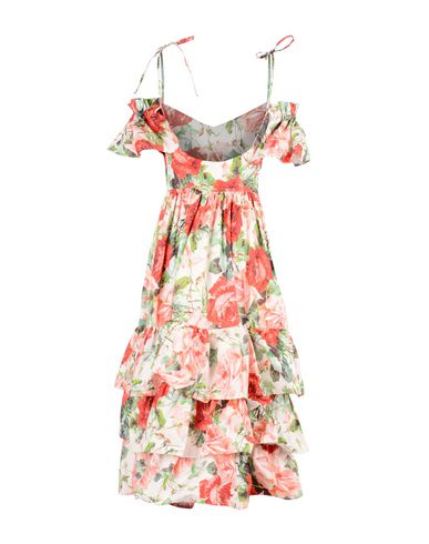 NORA BARTH Midi-Kleid Rabatt Offizielle Seite qccEEli