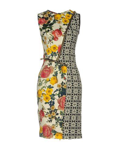 FAUSTO PUGLISI Enges Kleid Qualität zum Verkauf Kostenloser Versand asIYfNY8Uv