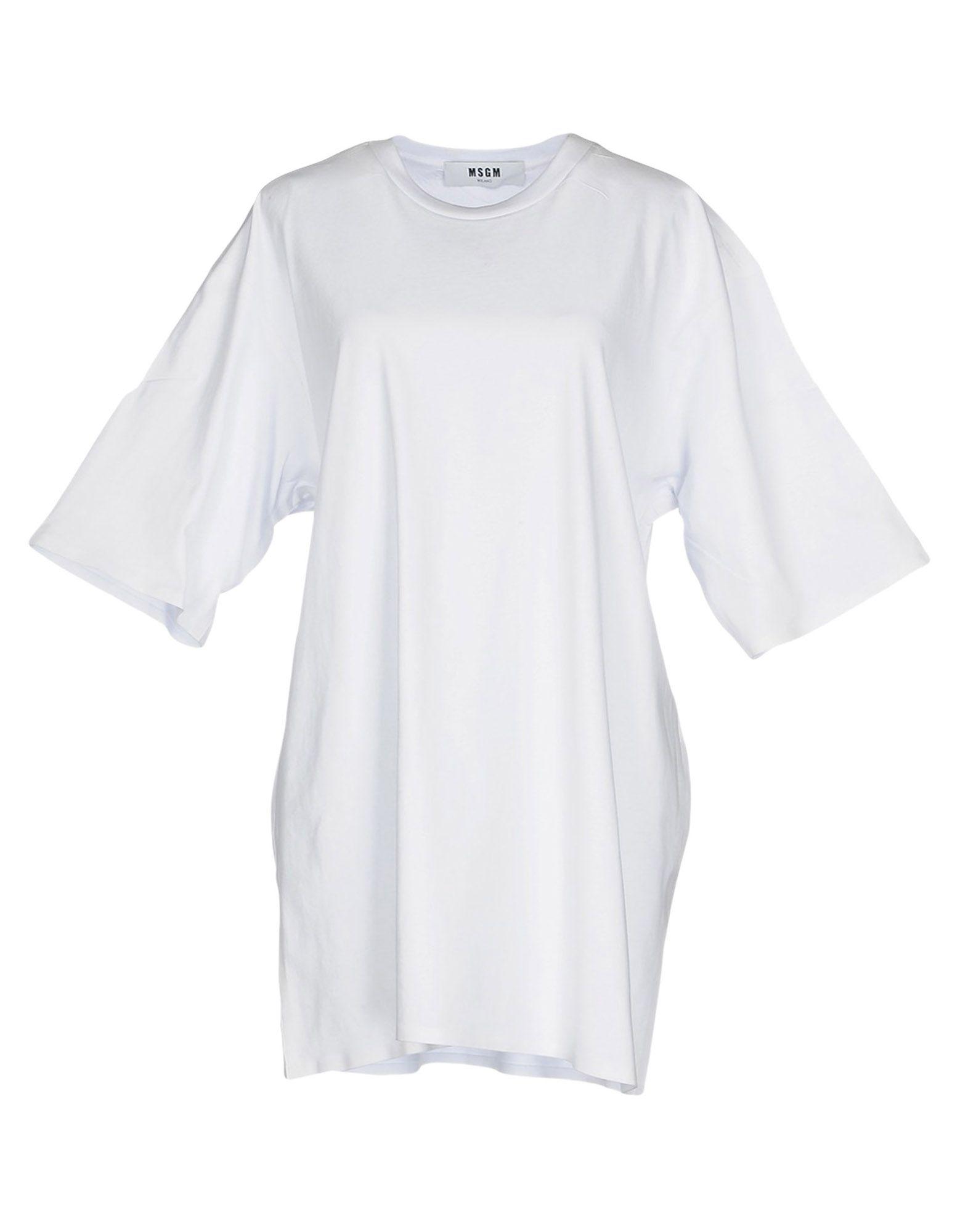 Vestito Corto Msgm Donna - Acquista online su 4W3We