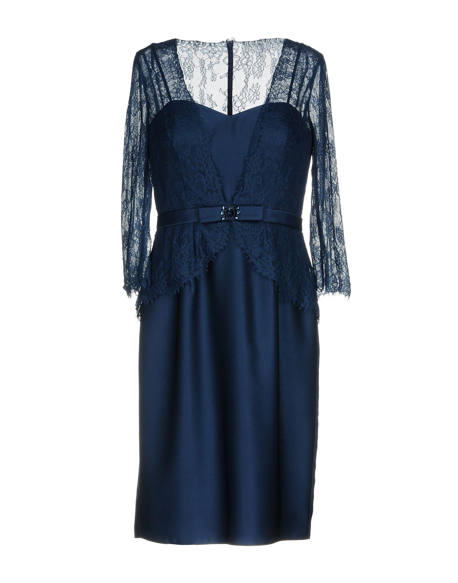 Vestito Al Ginocchio Pastore Couture Donna - Acquista online su wZsYaiWWpj