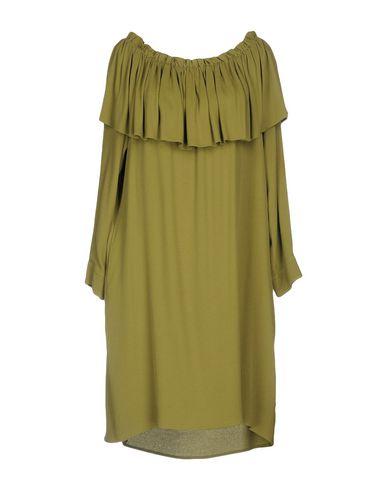 GOLD CASE - Short dress