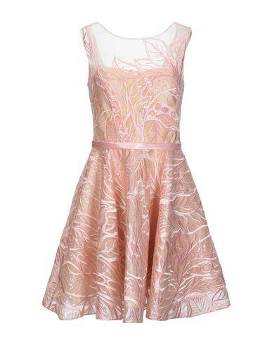 FOREVER UNIQUE Short Dress in Pink