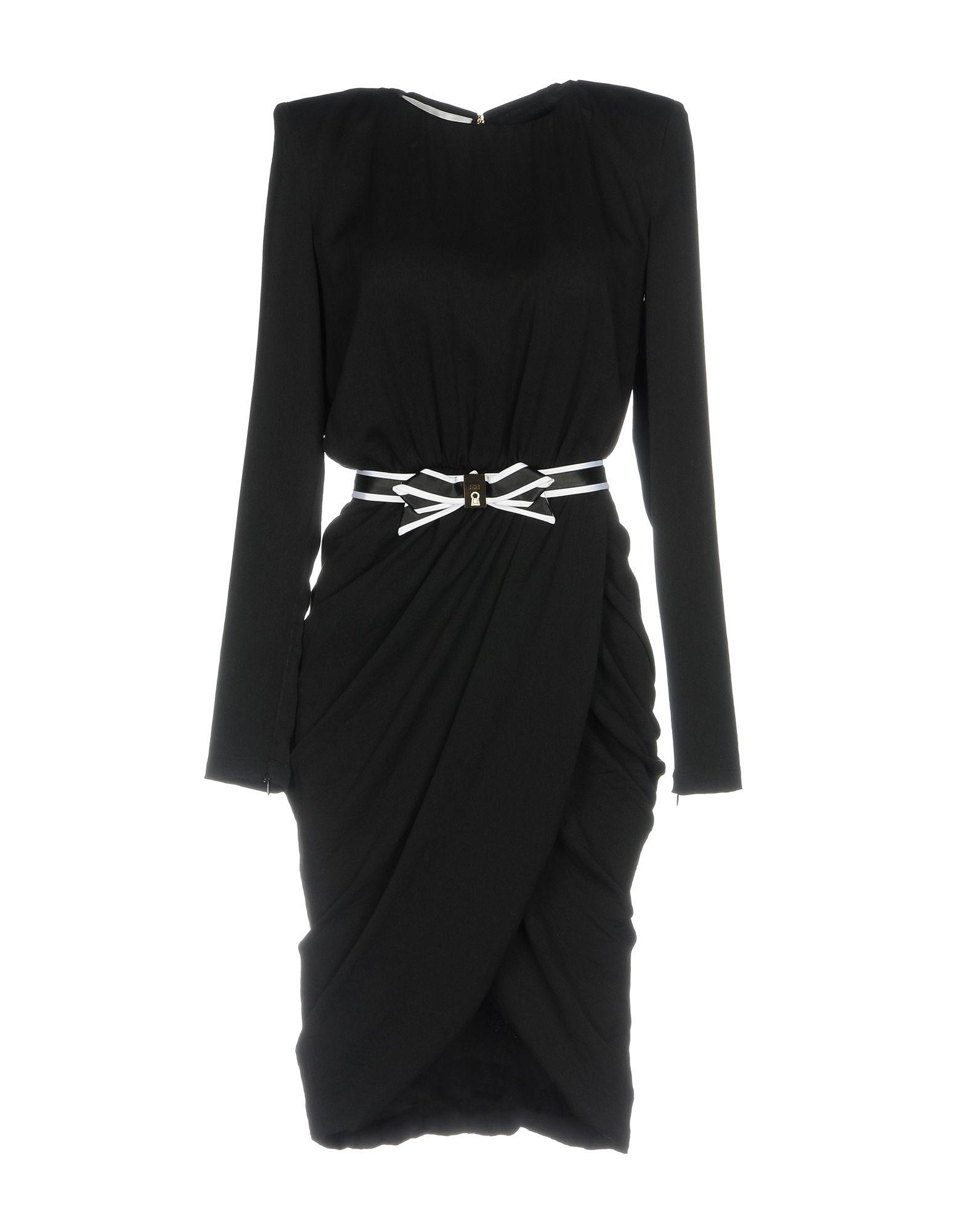 Vestito Al Ginocchio Passepartout Dress By Elisabetta Franchi Celyn B. Donna - Acquista online su jrkjg7G