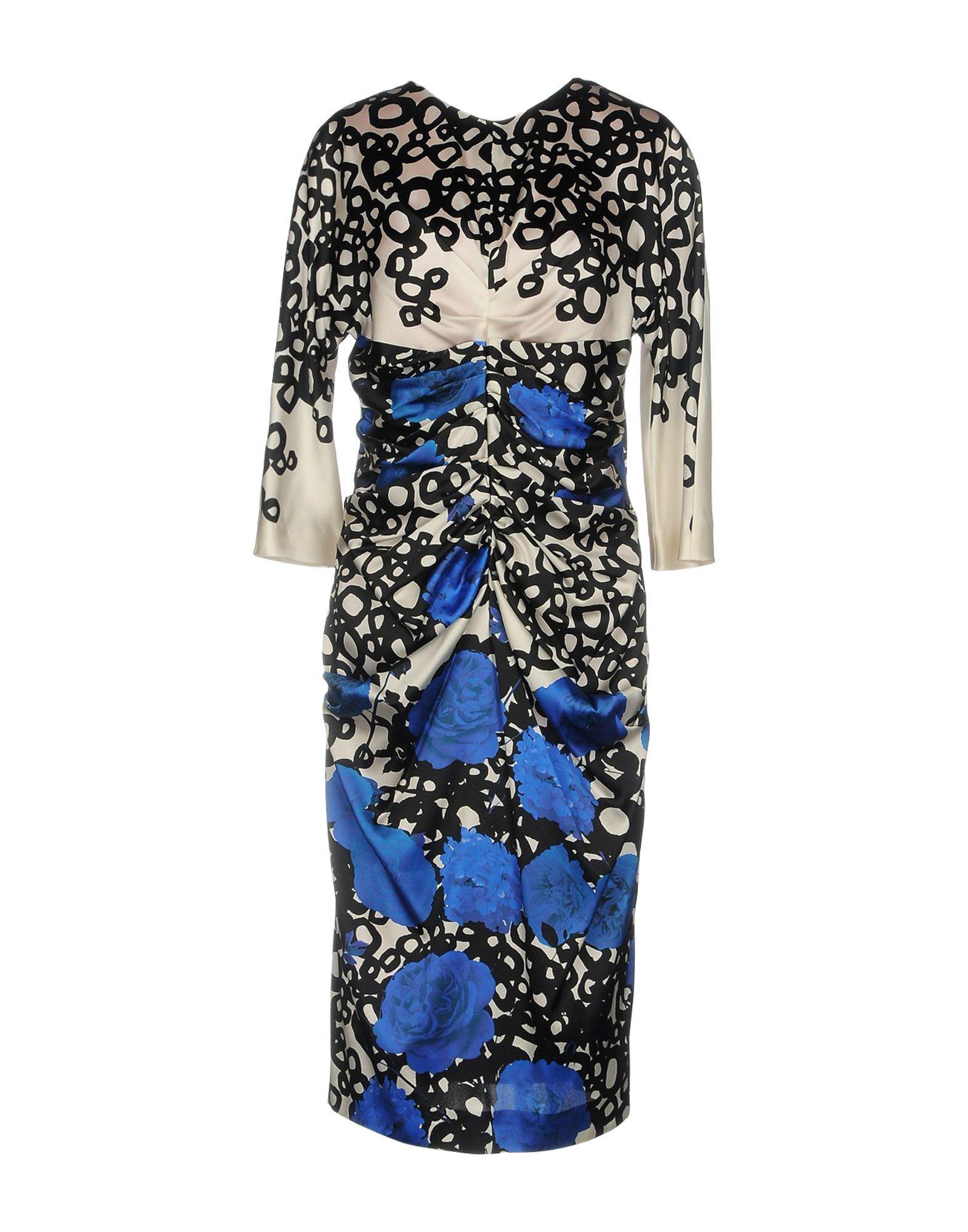 DRESSES - 3/4 length dresses Ivan Montesi QqktT33QO
