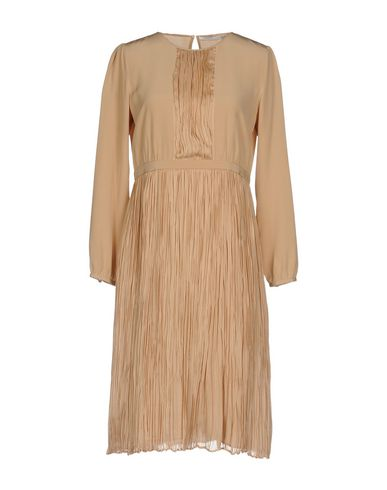 AGNONAシルクドレス
