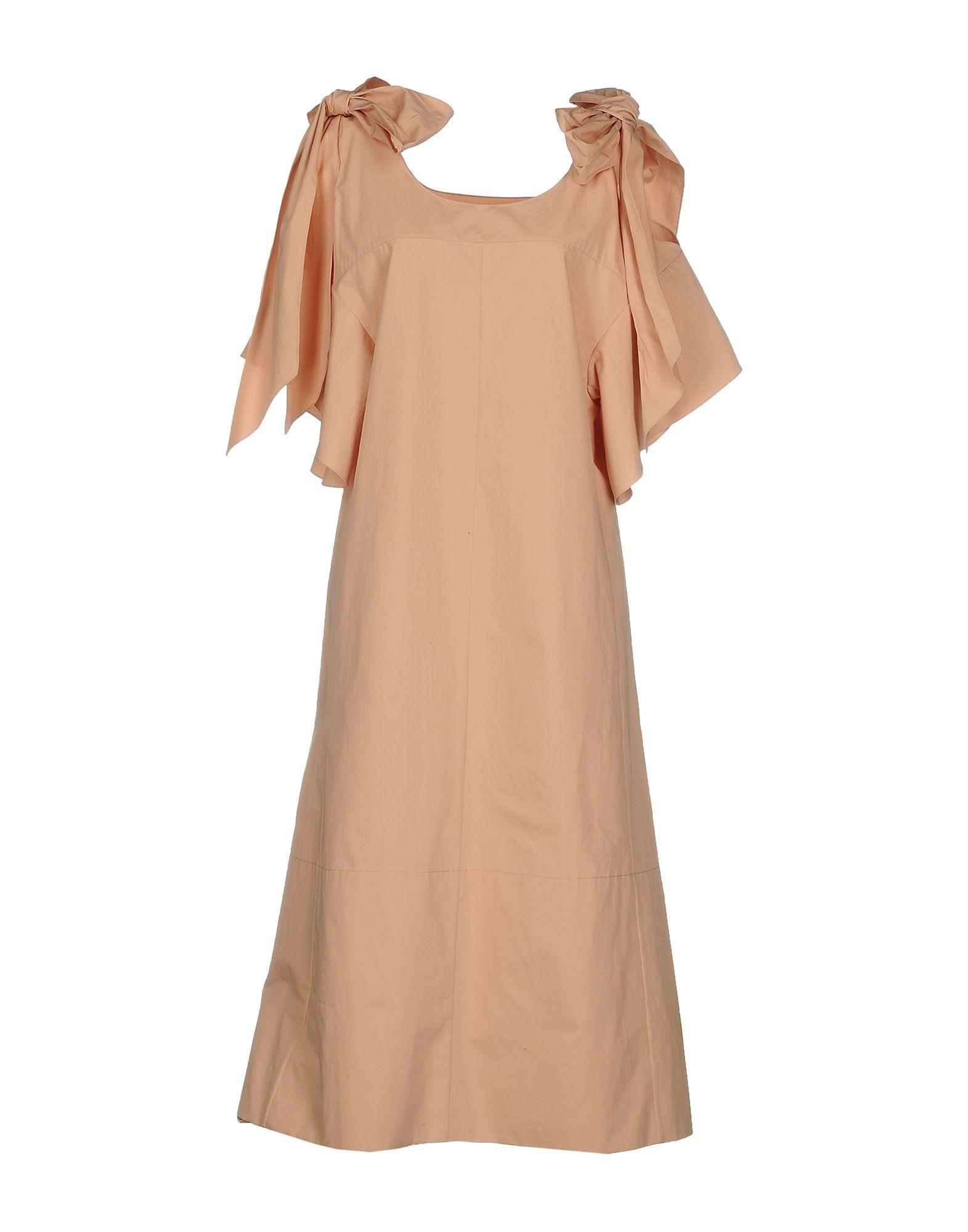 Vestito Longuette Chloé Donna - Acquista online su Qi6fYN4k