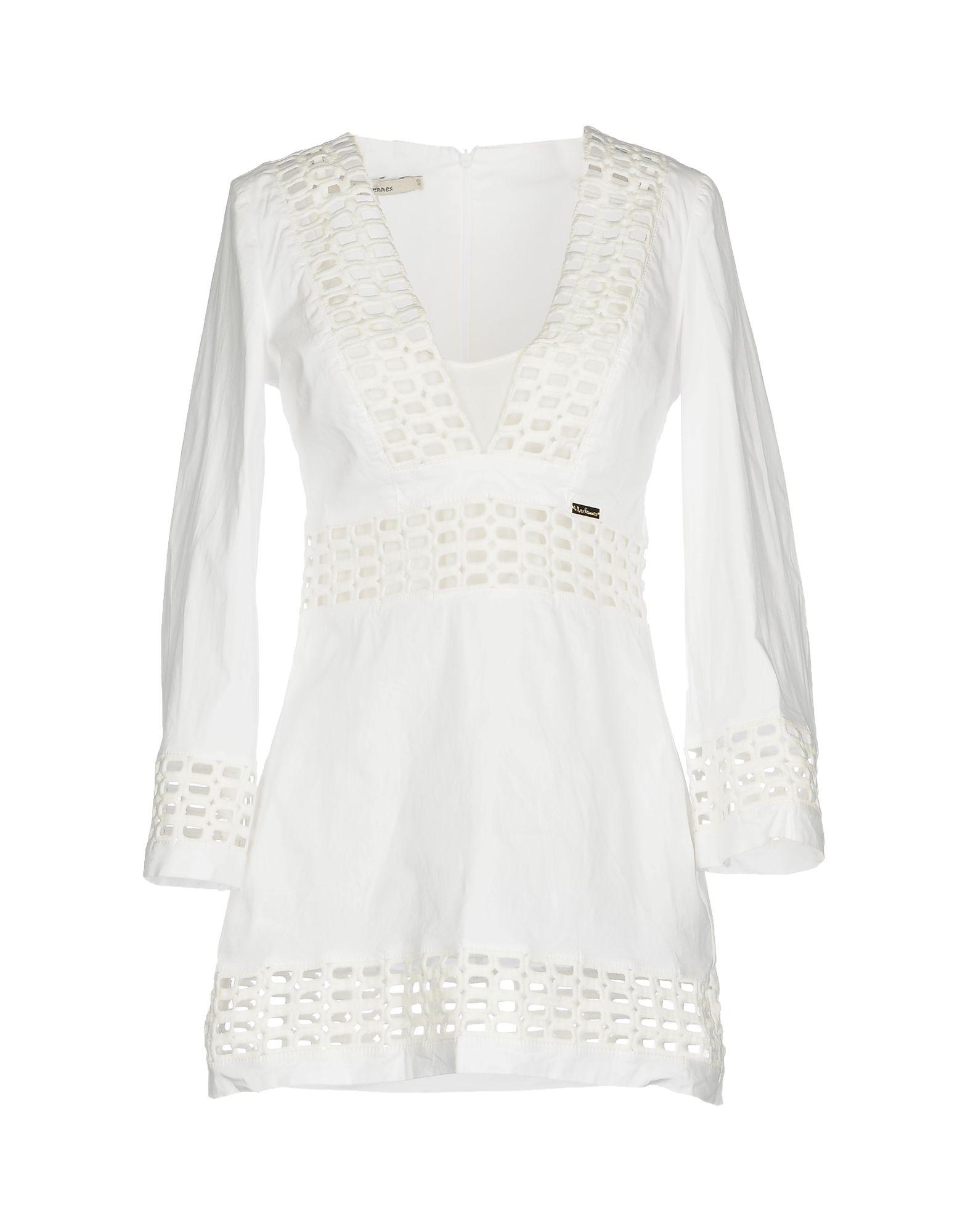 Vestito Corto W Les Femmes Donna - Acquista online su CHW7L4Cq