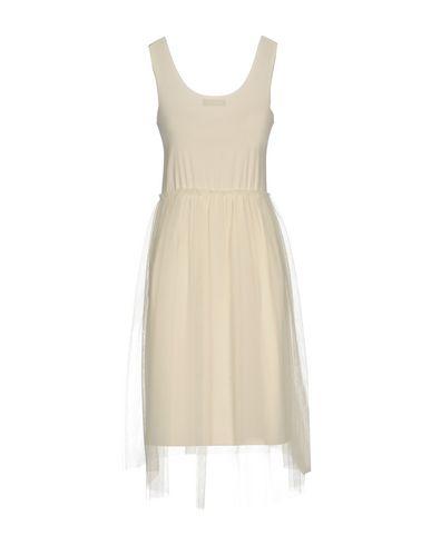 SOALLURE Knielanges Kleid