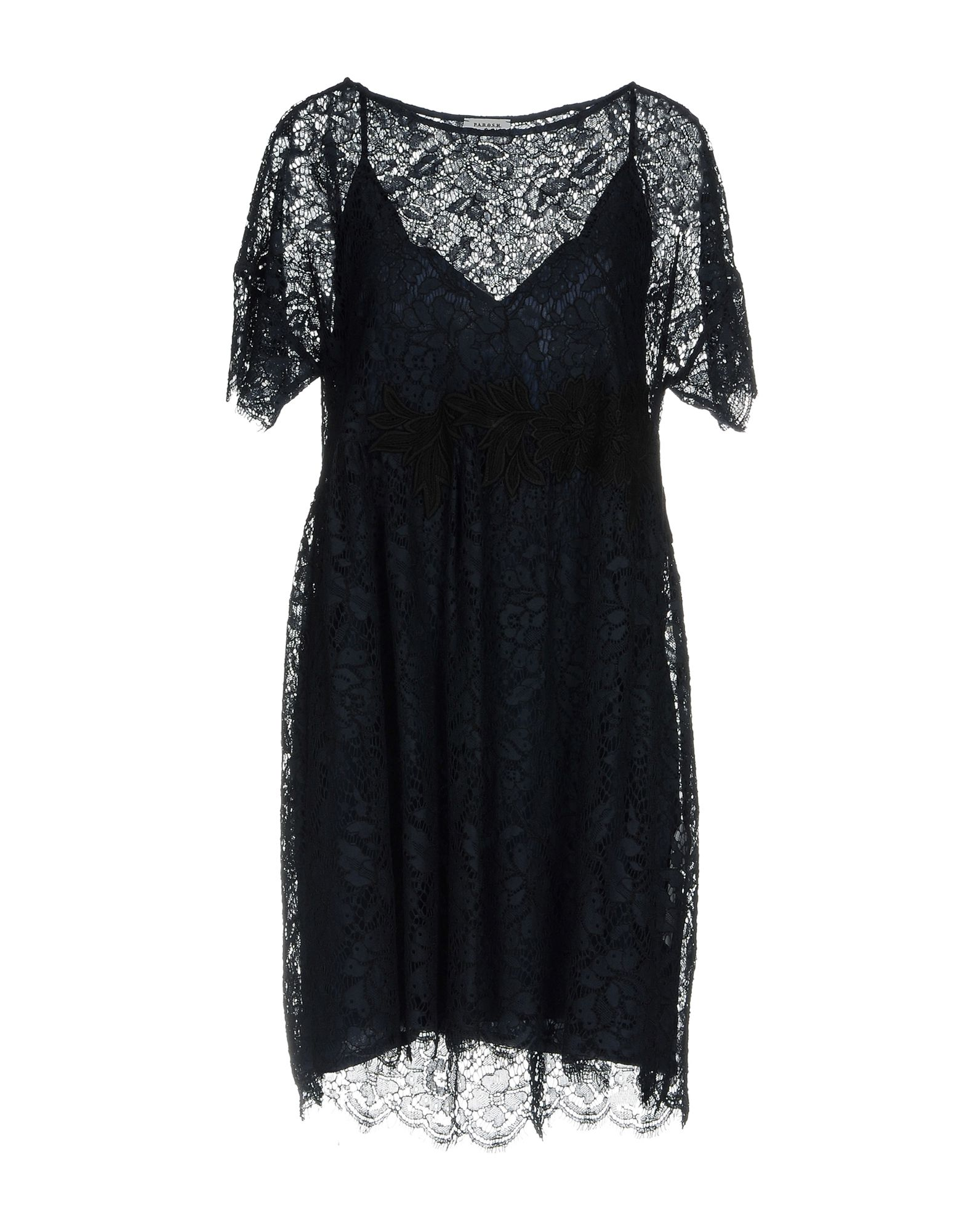 Vestito Corto P.A.R.O.S.H. Donna - Acquista online su PKt7f9a5l