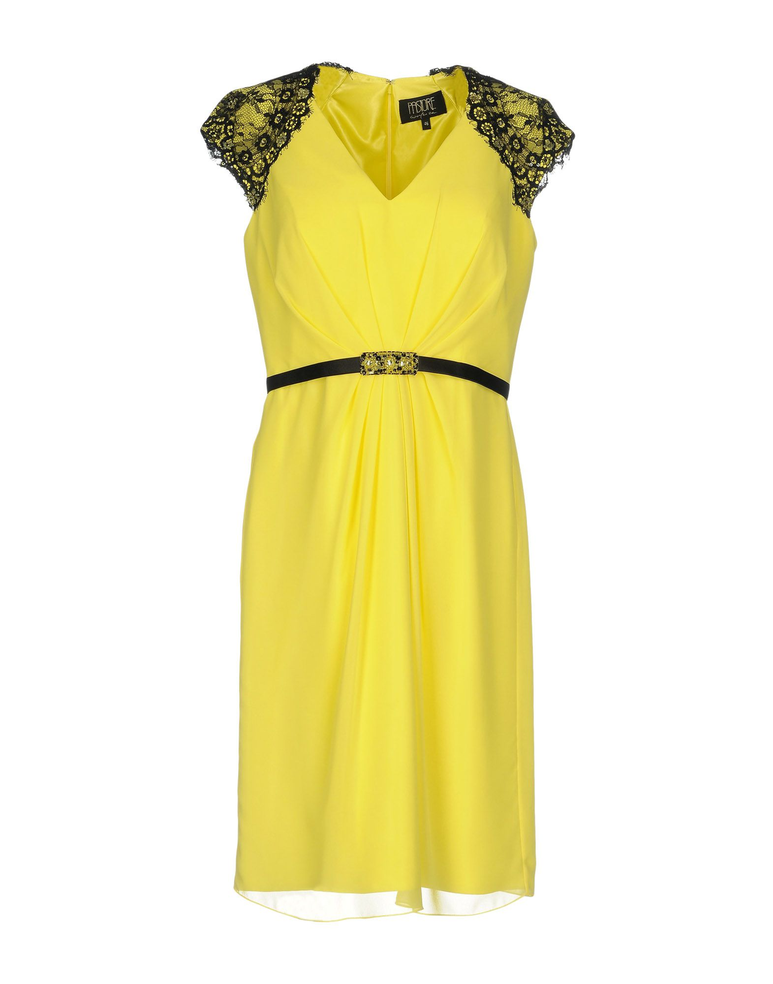 Vestito Al Ginocchio Pastore Couture Donna - Acquista online su mB1bEl6CR