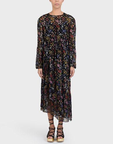 SEE BY CHLOÉ Langes Kleid Online-Verkauf Online Outlet Großer Rabatt amEpgwWhgh