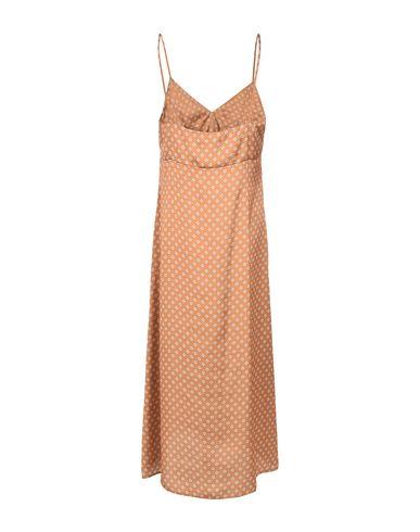 GOLD CASE Langes Kleid