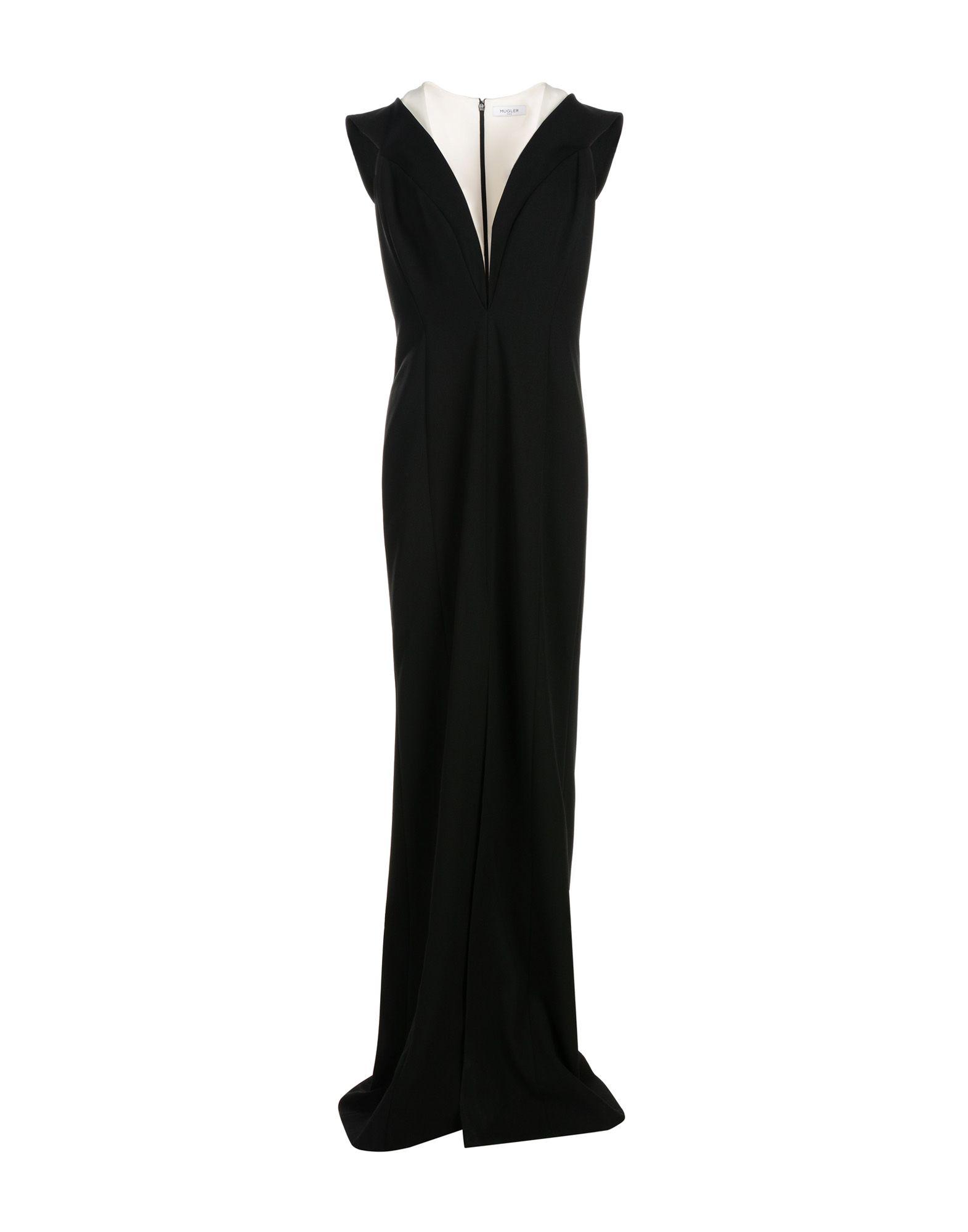 Vestito Lungo Mugler Donna - Acquista online su 0bGJy5MDL