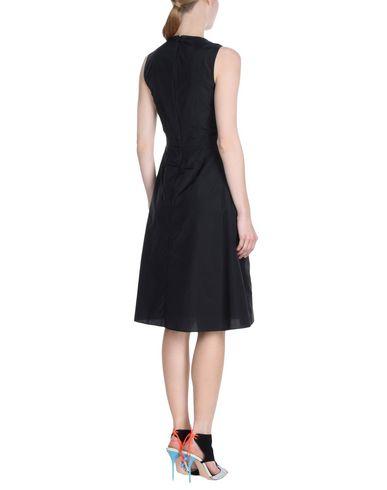 CARVEN Knielanges Kleid Empfehlen 2018 Zum Verkauf Rabatt Sast Rabatt 2018 tsr5BblIv