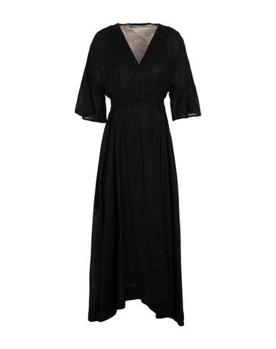 MAISON LAVINIATURRA Midi-Kleid Spielraum Original Billig Verkauf Niedrig Versandkosten Outlet-Preisen Genießen Günstig Online AU5im