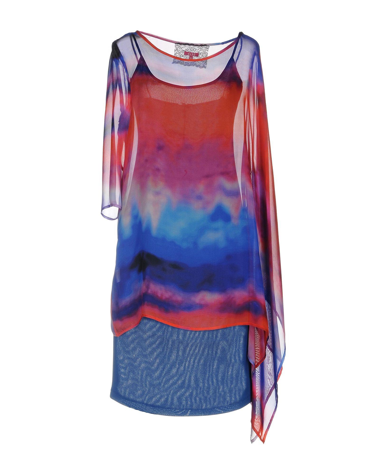 Vestito Corto Éclà Donna - Acquista online su 1AKnfX2RGX