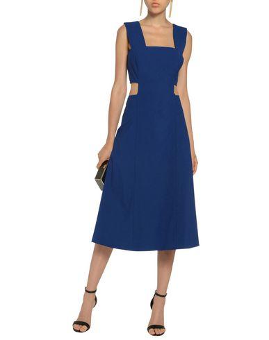 SUNO Langes Kleid Billig Verkauf Rabatte 5X7WJ8F3Z
