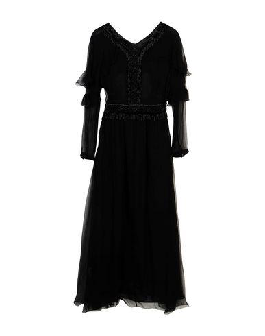 JUST CAVALLI Langes Kleid Billig Verkauf Erhalten Authentisch Yj2Jhyu8
