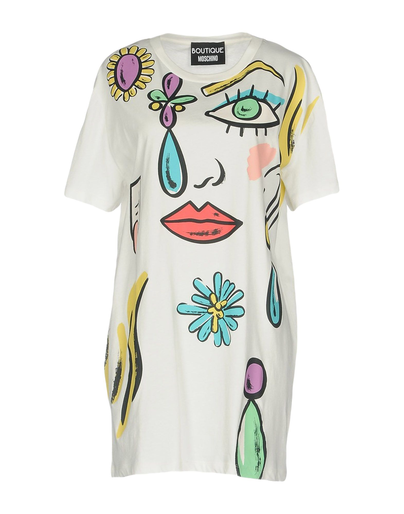 Vestito Corto Boutique Moschino Donna - Acquista online su FA49n