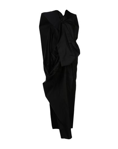 RICK RICK OWENS Kleid OWENS Langes X7TwxvS1