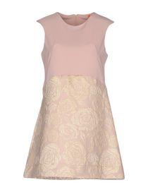 Vestito rosa imperial