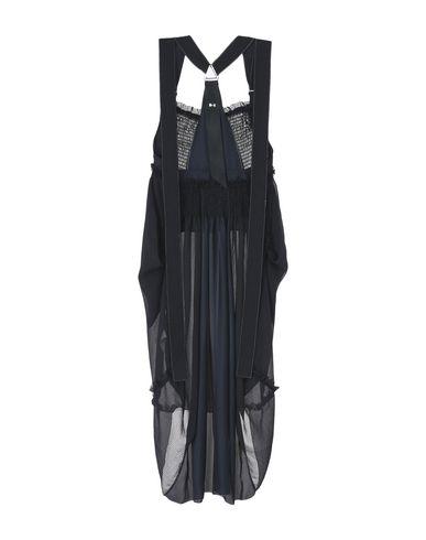 HIGH TECH Langes Kleid Werksverkauf Bester Lieferant Billig Verkauf Vorbestellung vx336dLb