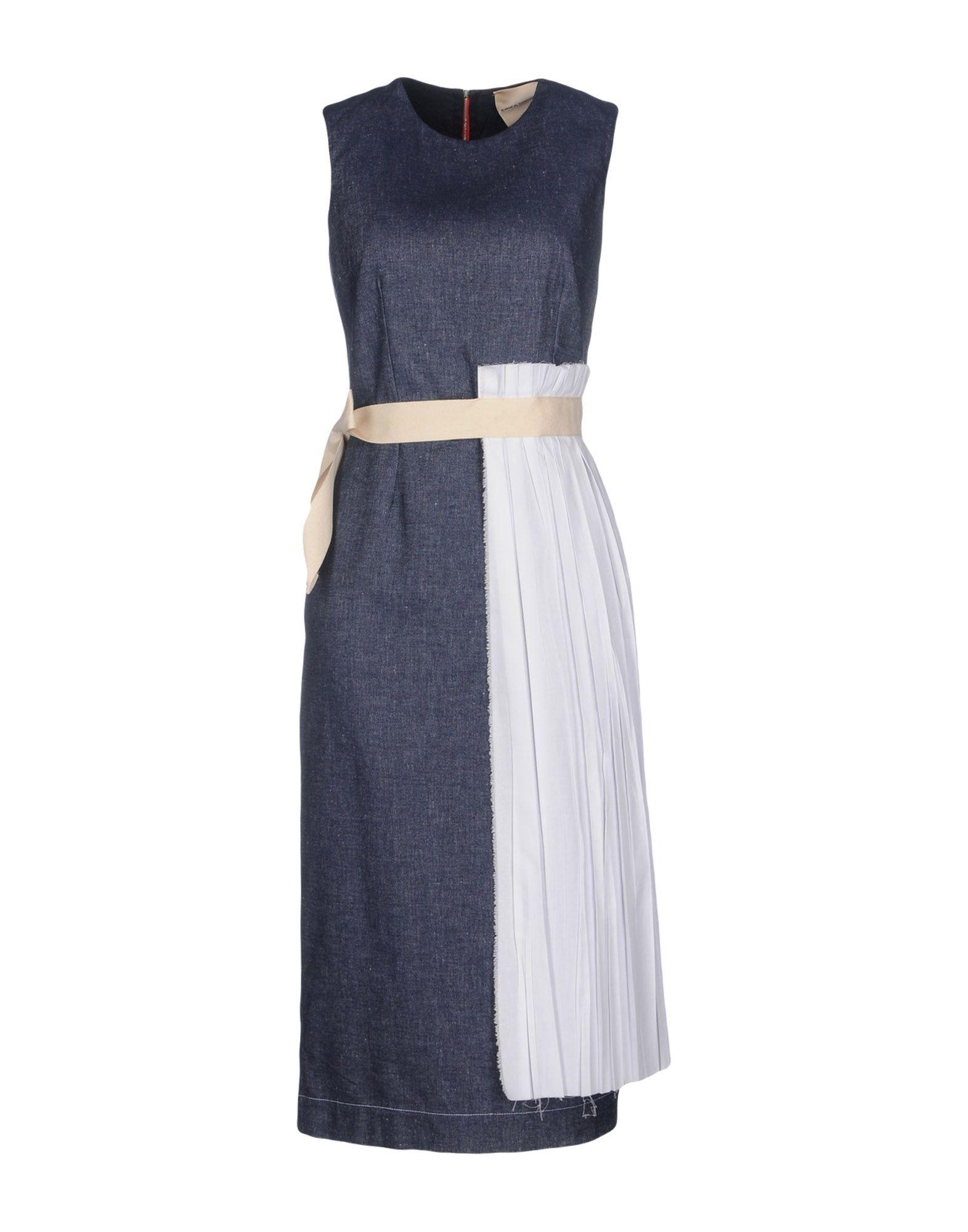 Vestito In Jeans Erika Cavallini Donna - Acquista online su NeA6FKa8