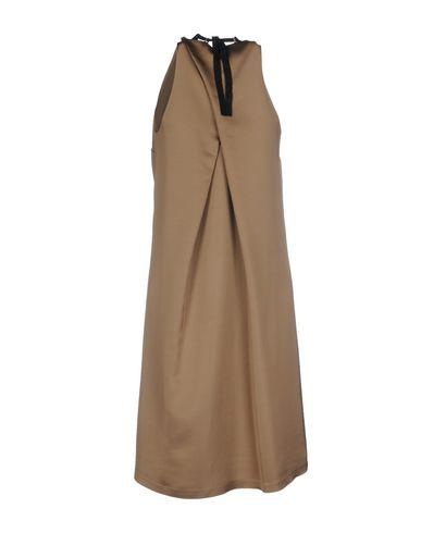 BRUNELLO CUCINELLI Knielanges Kleid Bestes Großhandel Online X2gZ2dgY