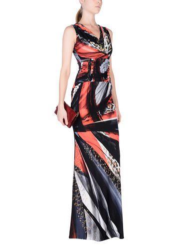 ROBERTO CAVALLI Langes Kleid Günstig Kaufen Billig Schlussverkauf Schnelle Lieferung Online Preise Und Verfügbarkeit Für Verkauf Steckdose Billigsten hWcW6