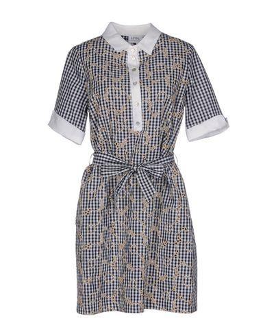 La Fabbrica Del Lino Shirt Dress - Women La Fabbrica Del Lino ...