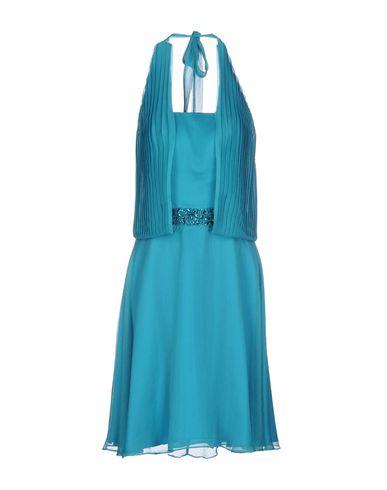Pastore Couture Kjole Kne rabatt utmerket T729HMTH