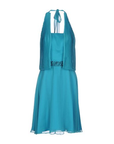 PASTORE COUTURE Knielanges Kleid Online 100% Garantiert uN8R6n4Ydv