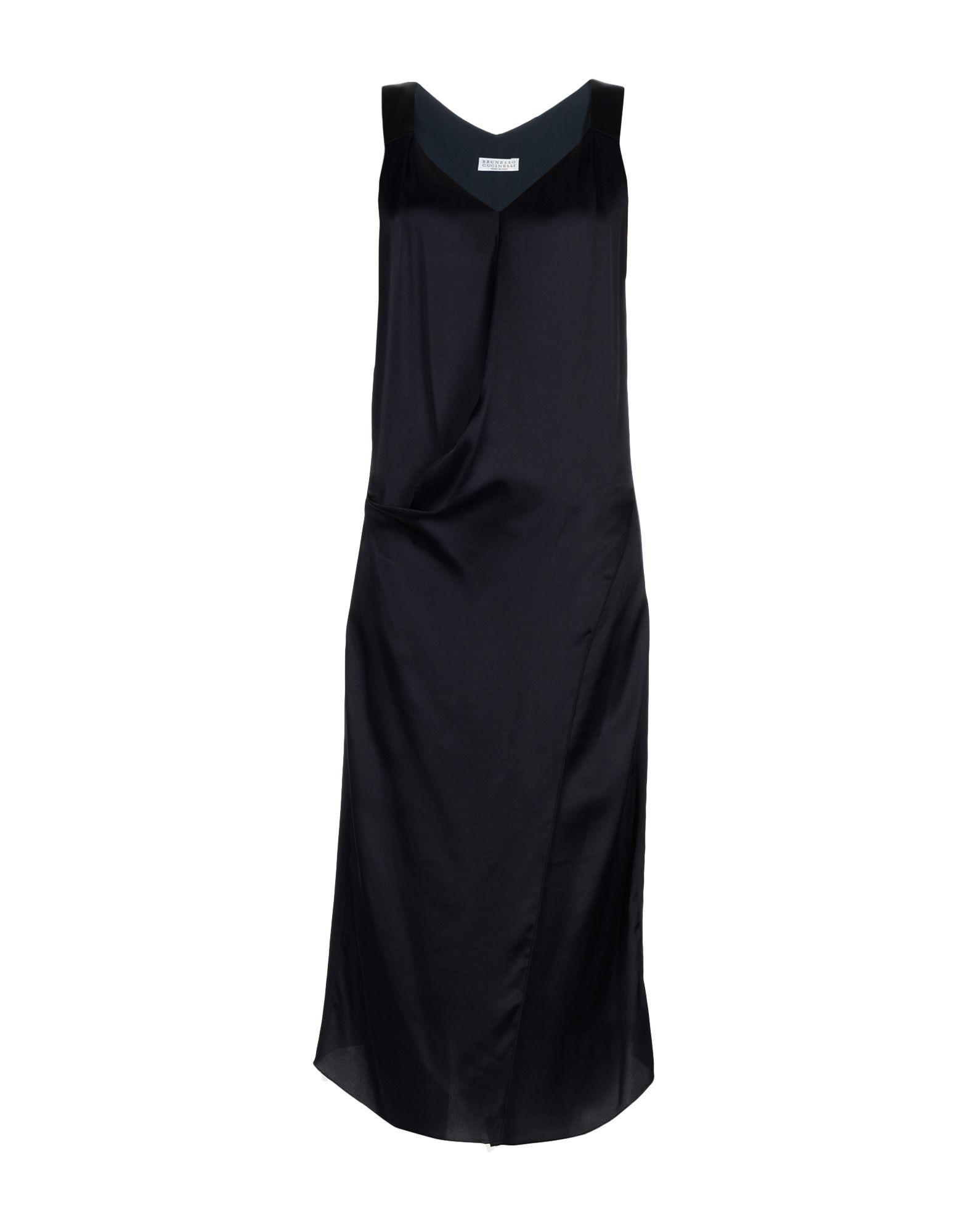 Vestito Longuette Brunello Cucinelli Donna - Acquista online su Mp8dkKw3oG
