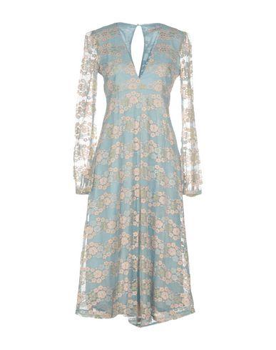 Verkauf Kauf Rabatt Günstigsten Preis TRAFFIC PEOPLE Midi-Kleid Viele Arten Von K1J1WVgg