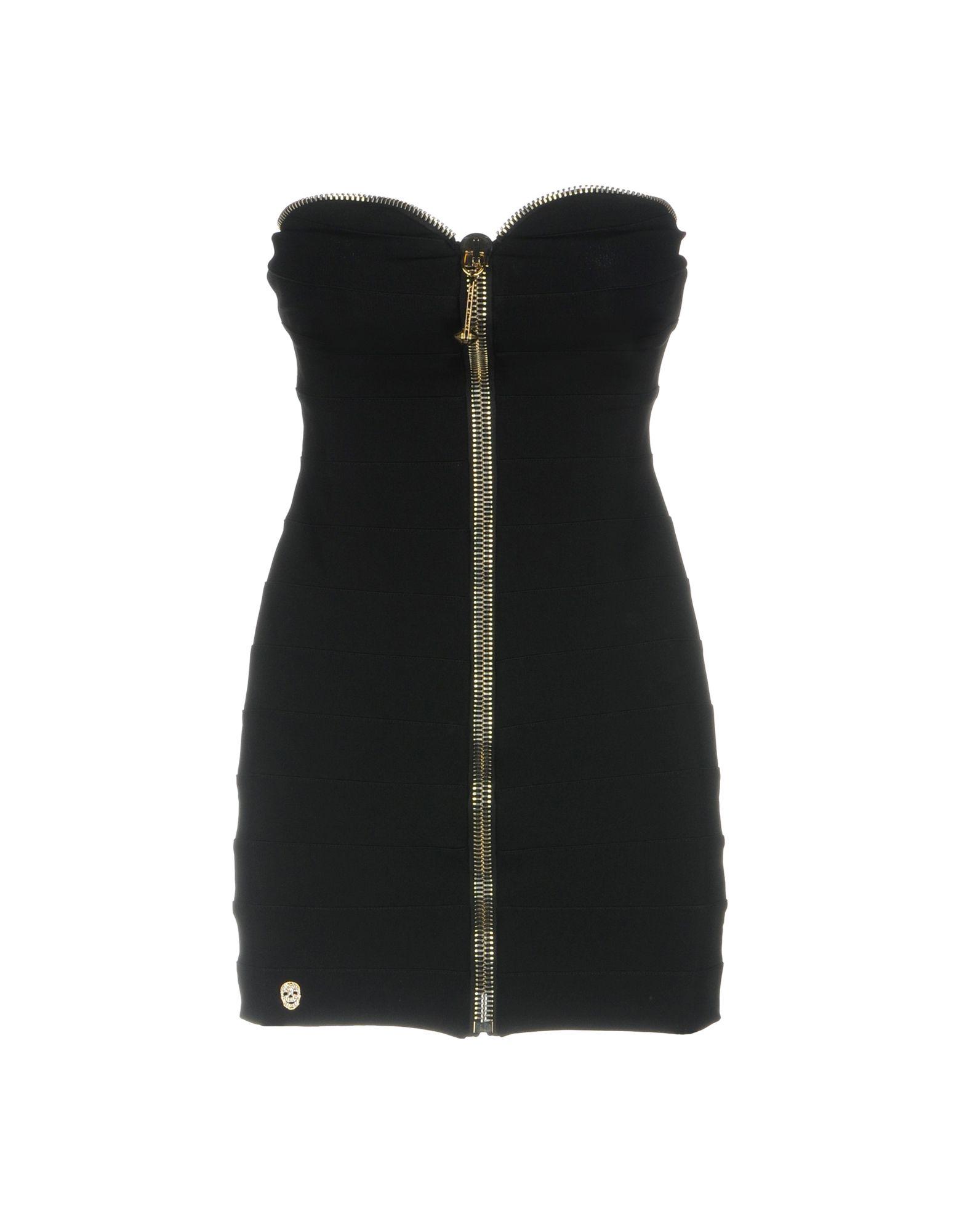 8b4dccb2eb5 Philipp Plein Short Dress - Women Philipp Plein Short Dresses online ...