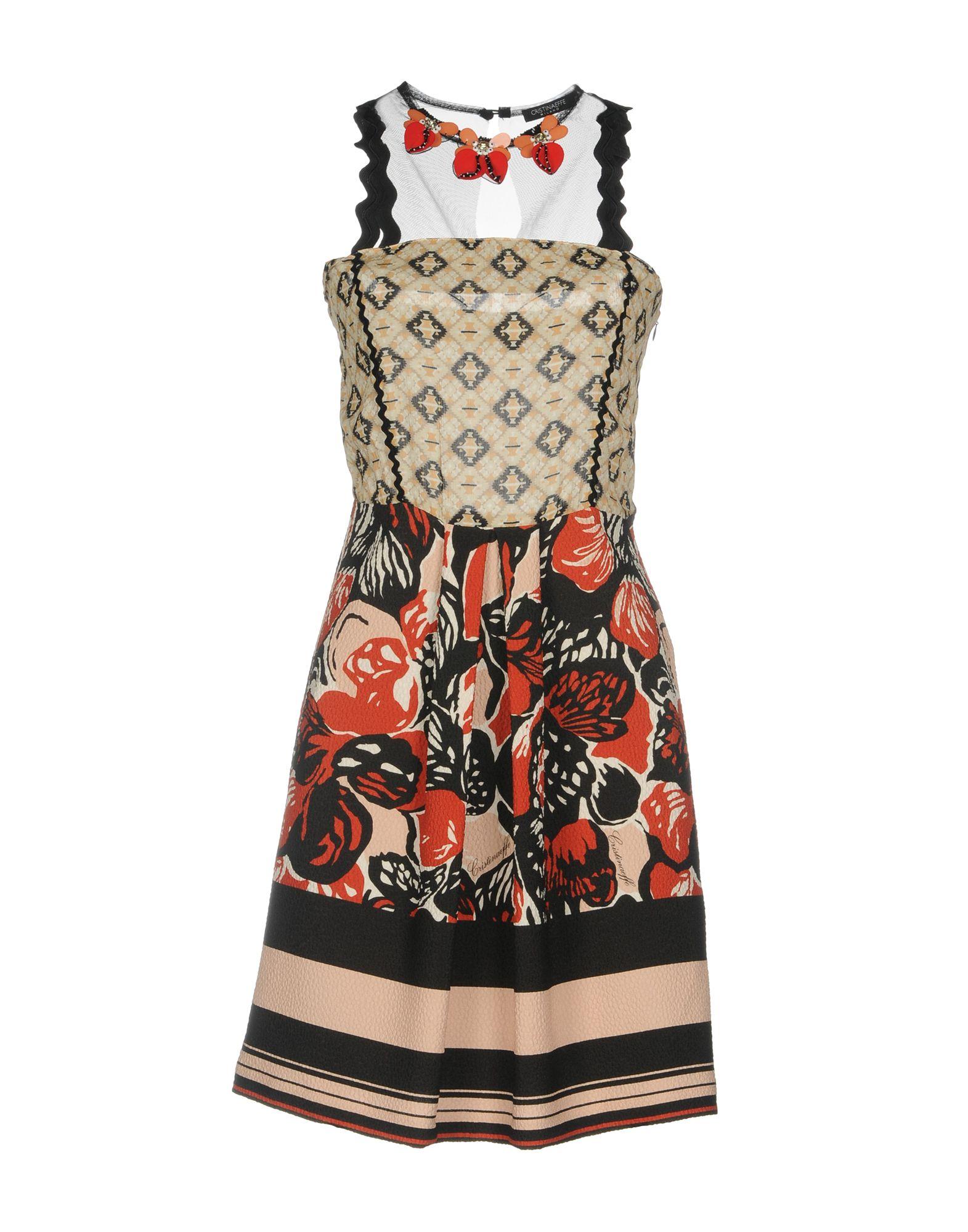 Vestito Corto Cristinaeffe Donna - Acquista online su 3m6Bax