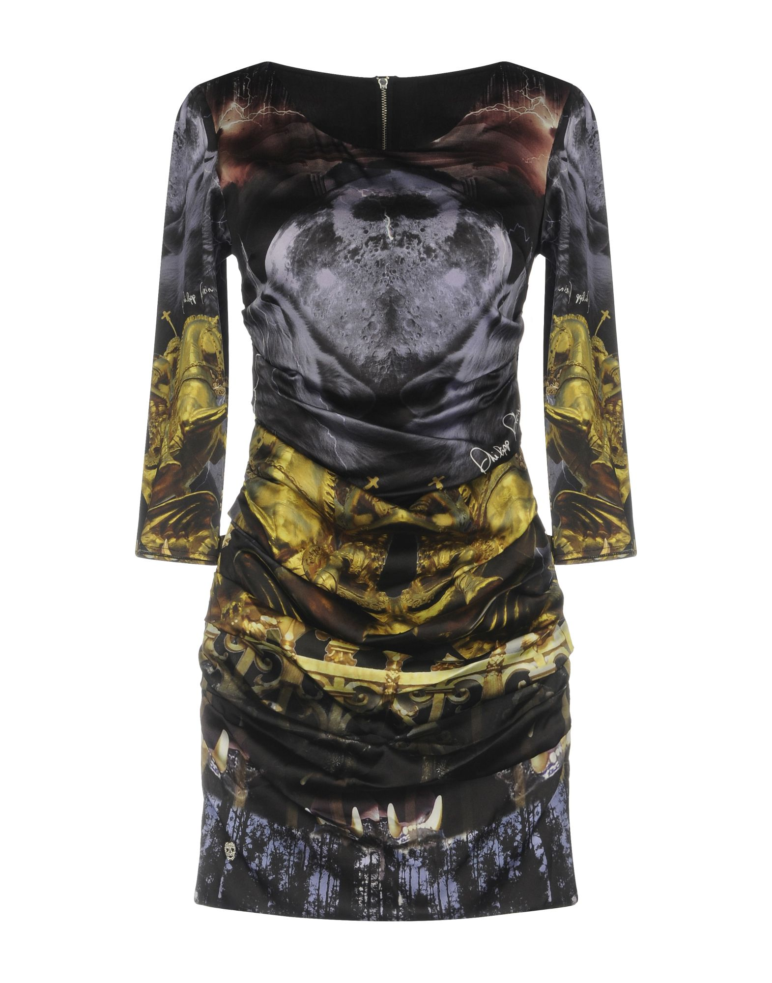 Vestito Corto Philipp Plein Donna - Acquista online su a7X4zMm