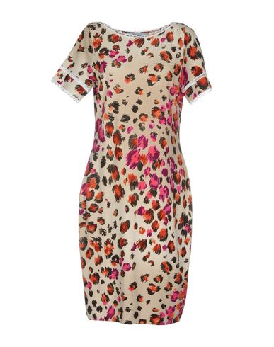BLUMARINE Enges Kleid Sehr Billig Günstig Online Billig Verkauf Besuch Neu Natürlich Und Frei 12aqQlImVE