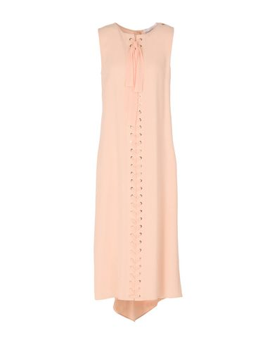 PASSEPARTOUT DRESS by ELISABETTA FRANCHI CELYN b. Vestido a media pierna