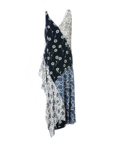 Professionel Kaufen Sie günstig vorbestellen DEREK LAM 10 CROSBY Midi-Kleid Billig Verkauf Komfortabel biYDL