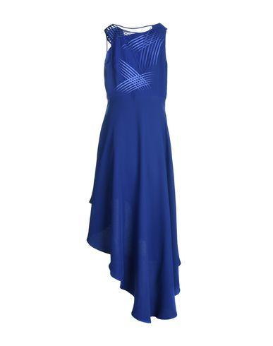 HALSTON HERITAGE Midi-Kleid
