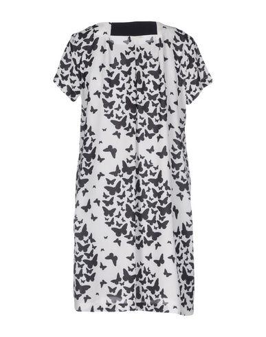 BIANCOGHIACCIO Kurzes Kleid Günstig Kaufen Rabatt Günstige Manchester-Großer Verkauf JV27e