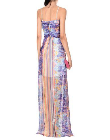 Zuverlässige Online-Verkauf Spielraum Günstigsten Preis MSGM Langes Kleid Auslass fOXdPv