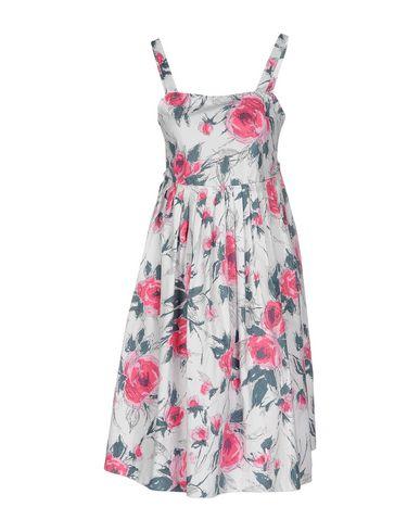 Neuer Ankunfts-Verkauf online Kostenloser Versand Offizieller GARPART Knielanges Kleid Neueste Online Preiswerter Laden Q7G973
