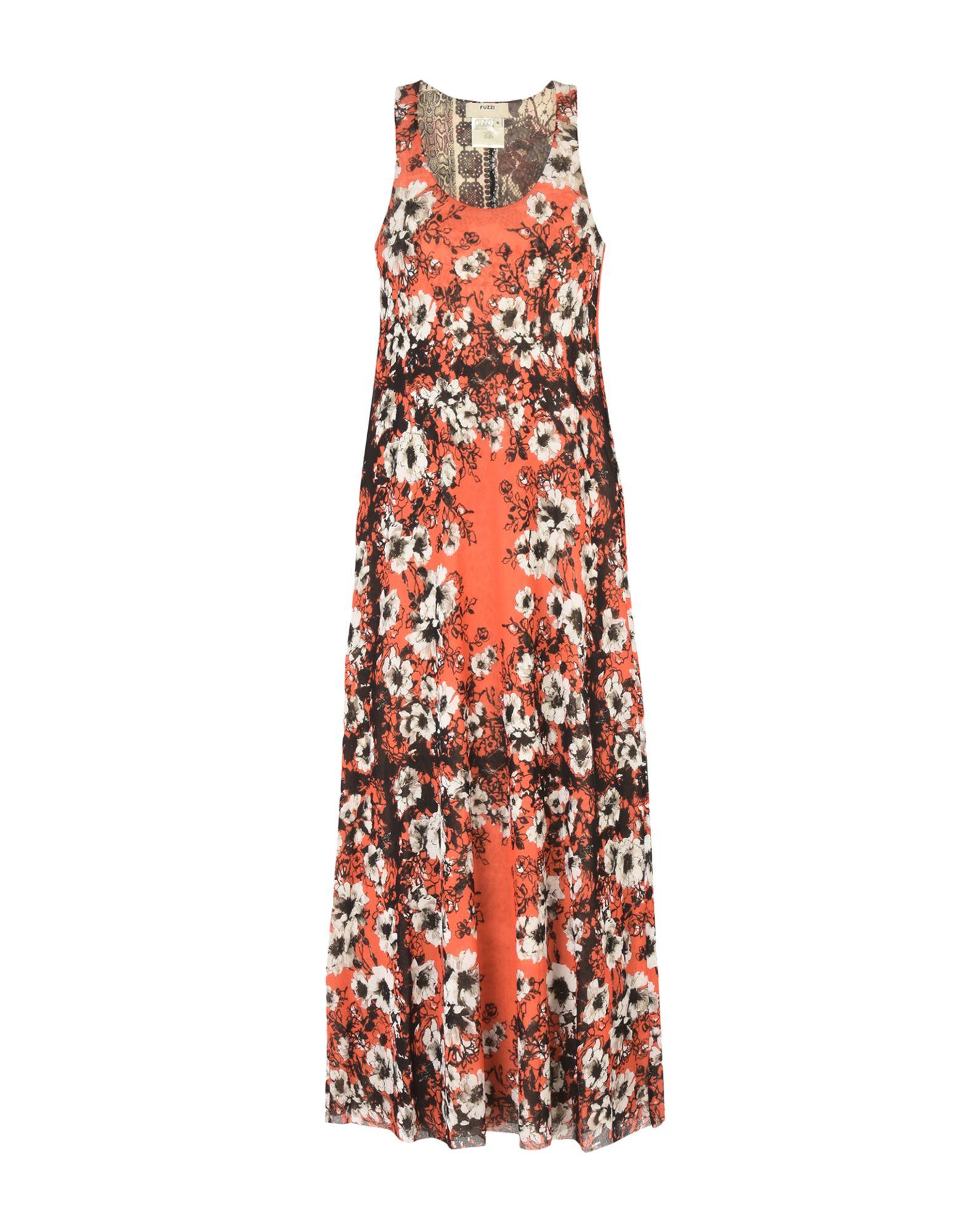Vestito Longuette Fuzzi Donna - Acquista online su l3d1J6oAiI